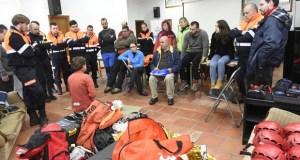 A coordinación das emerxencias, analizada nun curso en Manzaneda