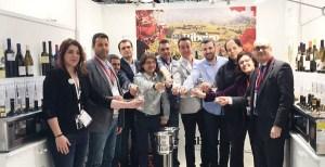 O Ribeiro presenta un túnel de 30 viños en ProWein