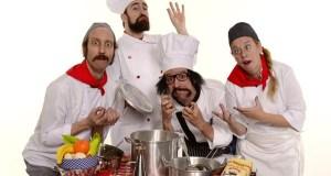 """A compañía Yllana recala no Barco coa xira de """"Chefs"""""""