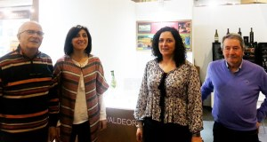 A D.O. Valdeorras promociónase en Alimentaria