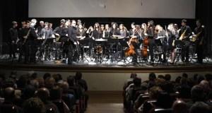 Multitudinario concerto de aniversario da Banda de Música do Barco