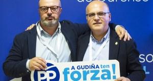 José María Lago, novo presidente do PP na Gudiña