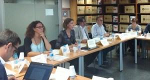 Ourense reúnese en Barcelona coa Asociación das Colectividades Textís Europeas