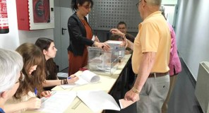 Comeza a xornada electoral