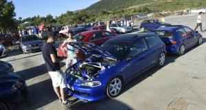 Multitudinaria KDD Racing en Petín