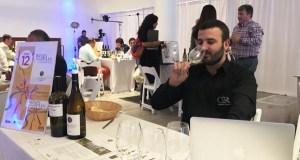 Os Colleiteiros do Ribeiro, no Spanish Wine Cellar en Nova York