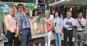 A Festa da Vendima de Leiro ergue o telón coa conselleira de Medio Rural