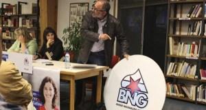 """O BNG pide na Rúa apoio para """"seguir defendendo o noso país"""""""