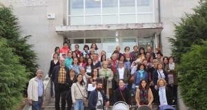 "Concentración en Viana en defensa dun ""servizo de pediatría de calidade"""