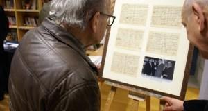 Unha mostra afonda na obra e na vida de Taboada Chivite en Verín