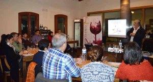 Curso de iniciación á cata de viños e escumosos na DO Monterrei
