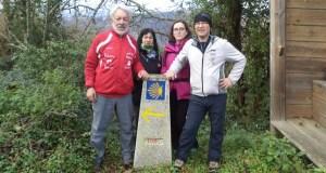 Menos de 100 km para chegar a Santiago de Compostela