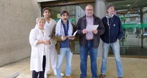 A Xunta de Persoal da Área Sanitaria de Valdeorras solicita a cobertura de todas as prazas vacantes