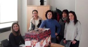 Os mil euros da campaña de Nadal de Aeva e do CCA xa teñen ganadores