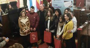 Ourense premia o amor representado en forma de epístola