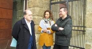 """Leiceaga e Noela Blanco denuncian o """"desleixo permanente"""" da Xunta co rural galego"""