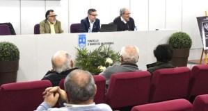 """Preséntase o libro """"Plaza de San Martín en Ourense"""", no Barco"""
