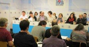 O BNG aproba a proposta de candidatura para a nova dirección do Consello Nacional