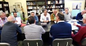Segunda reunión fallida para constituír a mesa negociadora do convenio da lousa