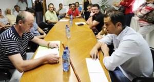 Manzaneda apoia a continuidade do rexistro da propiedade de Trives