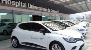 O Servizo de Hospitalización Domiciliaria renova a súa flota de vehículos