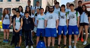 Varias medallas para o CNPO no Trofeo Internacional de Natación de Ferrol