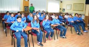 Semana Cultural no colexio Pablo VI-Fátima da Rúa