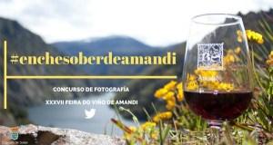 A Feira do Viño de Amandi salta ás redes sociais