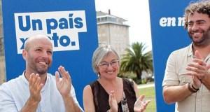 Encontro de En Marea coa cidadanía en Trives, o 22 de abril