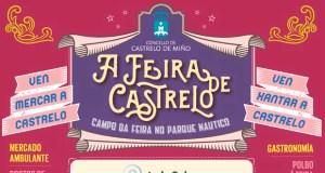 Castrelo de Miño sortea os premios de CastreloSabe a finais deste mes na feira