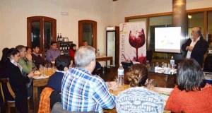Novo curso de iniciación á cata en Monterrei