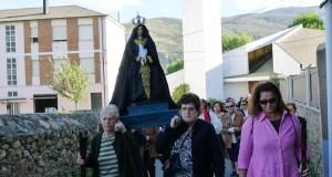 Via Crucis ata o Mosteiro de Xagoaza