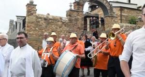 Comezan as Festas da Ascensión en Rubiá