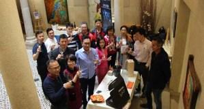 Importadores chinos captan viños do Ribeiro e Ribeira Sacra para a importación