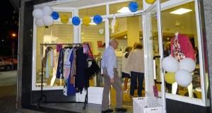 Dez comercios abriron na III Noite dos Descontos da Rúa