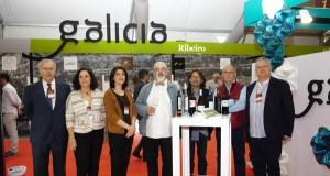"""Preséntanse en FENAVIN a """"Guía de vinos de Galicia"""""""