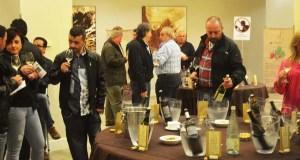 O Túnel do viño de Monterrei reúne a un cento de persoas en Xixón