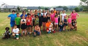 Olimpíadas de pais e nais nas Escolas Deportivas de Trives