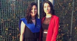 Dúas alumnas do IES Martaguisela do Barco, entre as mellores estudantes de Galicia
