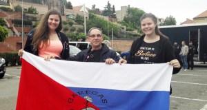 Apoio valdeorrés á selección española de Mondelo no Eurobasket de Chequia