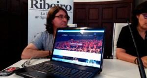 """A D.O. Ribeiro é a primeira de Galicia en ter un dominio web """".wine"""""""