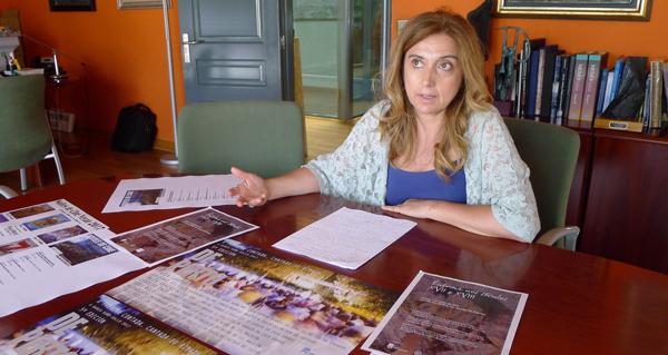 Paula Carballeira abrirá o 30 de xuño o 5º De Perto no Barco, adicado á palabra