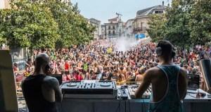 Verín abre a Batucada 2017 cunha xornada adicada á música electrónica