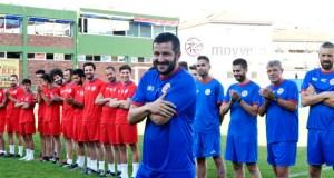 A UD Ourense presenta o equipo para facer fronte á preferente