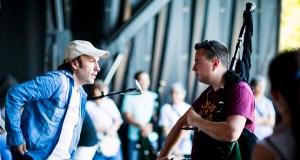 O director da banda de gaitas Redegaita tocará xunto a Carlos Núñez