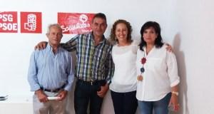 A socialista Noela Blanco leva ao Parlamento galego o mal estado da estrada Viana-San Agustín