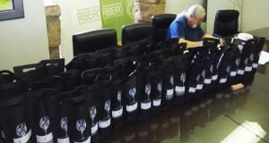 """Cata na D.O. Ribeiro para a """"Guía de Vinos de Galicia"""""""