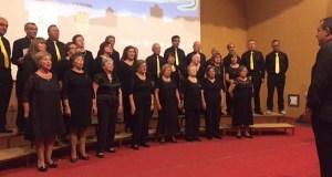 A música coral envolve a Casa da Cultura de Viana do Bolo