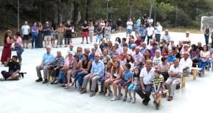 Lamalonga homenaxea a Pepe de Barrio no seu centenario