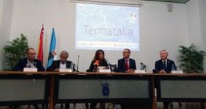 A industria termal mundial dase cita esta fin de semana en Termatalia